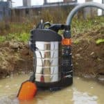 Дренажный насос для грязной воды: выбираем помощника правильно